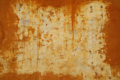 Abstract background. Beautiful 500 years old painted wall Stock Photos