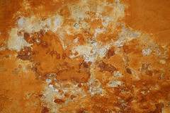 Abstract background. Beautiful 500 years old painted wall Royalty Free Stock Photos