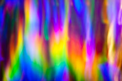 Abstract background. Of  strems of fire Royalty Free Stock Images