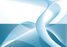 Abstract background. Blue and white abstract background Stock Photos