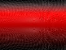Abstract Background. Red abstract grid background with gradient Royalty Free Stock Image