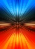 Abstract background. Colorful abstract background - speed Stock Photography