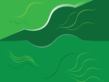Abstract background. With some nice wavy lines. Eps8, vector, easy resizing or change colors vector illustration