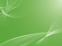 Abstract background. In green colors Royalty Free Stock Photo