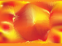 Abstract background. Abstract red-orange colored background. AI file attached Royalty Free Stock Image