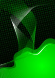 Abstract background. Fluid shape background banner for your business Royalty Free Stock Photos