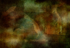 Abstract Background. With intentional noise Royalty Free Stock Image