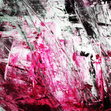 Abstract background. An abstract painting with textural qualities stock photos