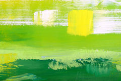 Abstract background. Drawn by oil paints royalty free illustration