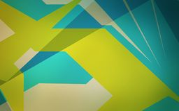 Abstract background. Creative design with lots of lines an colors stock illustration