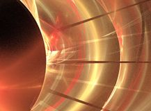 Abstract background. Abstract compure generated fractal background royalty free illustration
