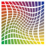 Abstract background. With color gradation Stock Image