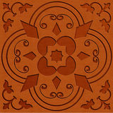 Abstract Background. Abd beautiful carving texture vector illustration
