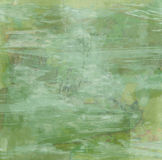 Abstract Background Absinthe Green Royalty Free Stock Photography