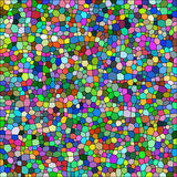 Abstract background with abstract shapes. Vector. 2 Stock Photos