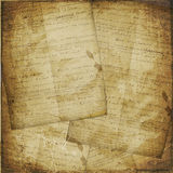 Abstract background with alienated paper Royalty Free Stock Images