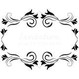 Abstract background with antique. The Abstract background with antique vector illustration