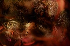 Abstract background in antique color stock photo