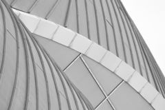 Abstract background and architecture. Geometry with lines, archs with empty copy space. For Editor`s text royalty free stock images