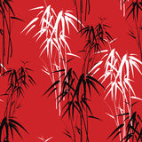Abstract background with bamboo Royalty Free Stock Images