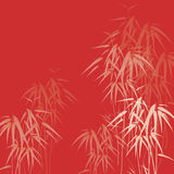 Abstract background with bamboo Royalty Free Stock Photo