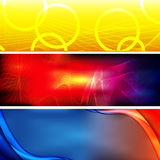 Abstract background banner02 Royalty Free Stock Image