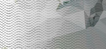 Abstract background for banners, texture, flyer, layout, postcard. Abstract background with dots. Horizontal banner, texture, flyer, layout, postcard. Vector Stock Image
