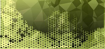 Abstract background for banners, texture, flyer, layout, postcard. Abstract background with dots. Horizontal banner, texture, flyer, layout, postcard. Vector royalty free illustration