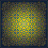 Abstract background baroque vector Royalty Free Stock Images