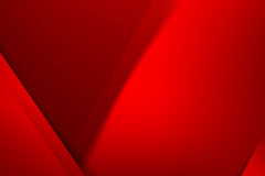 Abstract background basic geometry red layered and overlap and s. Hadow element  vector illustration eps10 Royalty Free Stock Photos