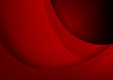 Abstract background basic geometry red layered and overlap and s. Hadow element vector illustration eps10 vector illustration
