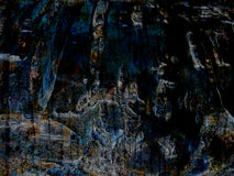 Abstract background on the basis of texture shabby paint Royalty Free Stock Images