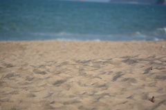 Abstract background  Beach blurred concept. Abstract background  Beach and sea blurred concept Stock Photos
