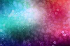 Abstract background. Beautiful bokeh shapes vector illustration