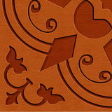 Abstract Background, a beautiful carving texture. Abstract Background and beautiful carving texture vector illustration