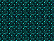Abstract background. Beautiful abstract background in green color on black background Royalty Free Stock Photography