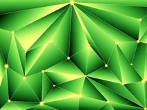 Abstract background. Beautiful abstract background of green color with patches and bumps Royalty Free Illustration