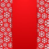abstract background beautifully design snowflakes winter your διανυσματική απεικόνιση