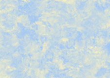 Abstract background in beige and blue tones. Abstract background in blue and beige tones in grunge style Stock Images