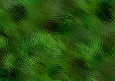 Abstract background in black and green tones. Abstract background in green and black tones in grunge style with rings Royalty Free Stock Photography