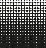 Abstract background black halftone Royalty Free Stock Photo