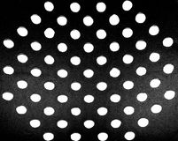 Abstract background black lattice Royalty Free Stock Images
