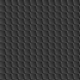 Abstract background of black squares. Wallpapers for web sites. Large rectangles are joined together. Shine on the surface. New te. Chnologies. 3D illustration royalty free illustration