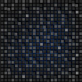 Abstract background of black squares. Wallpapers for web sites. Small rectangles are connected. Glowing backdrop. New technologies Royalty Free Stock Images
