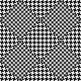 Abstract background in black and white. Rhombus - abstract background in black and white royalty free illustration