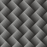 Abstract background black white halftone Royalty Free Stock Photos
