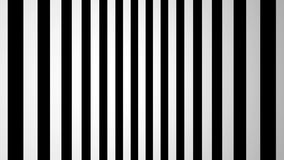 Abstract background with black and white lines. 3d rendering Stock Photos