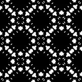 Black and white seamless pattern Royalty Free Stock Image