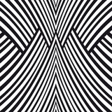 Abstract background. Black and white pattern. Abstract background. Black and white symmetric pattern stock illustration