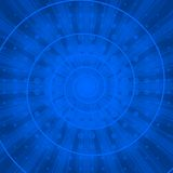 Abstract background, blue Stock Photos